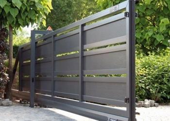 Спец цена на раздвижные ворота 4х2 с монтажом 39 900 руб.